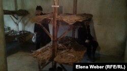 Барак в колишньому Карлазі. Тепер в селищі Долинка Карагандинської області музей