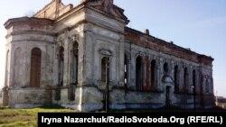 Руїни Зельцської кірхи – найбільшого католицького храму на півдні України. Село Лиманське, Одеська область