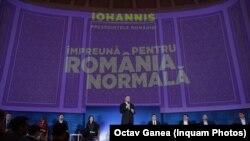 Dezbaterea organizată de președintele Klaus Iohannis