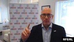 USAID-ის საქართველოს მისიის დირექტორი პიტერ ვიბლერი