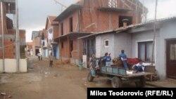 Romsko naselje u Bujanovcu