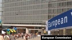 Եվրահանձնաժողովի շենքը Բրյուսելում
