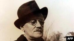 Ірландський письменник Джеймс Джойс