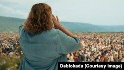 """Detalj iz filma """"Quo vadis, Aida"""" koji je bio u užem izboru za nagrade Oskar i Bafta"""