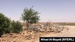 Подразделения курдской пешмерга в Ираке