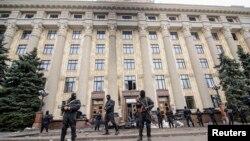 Украински специјалци во Харков