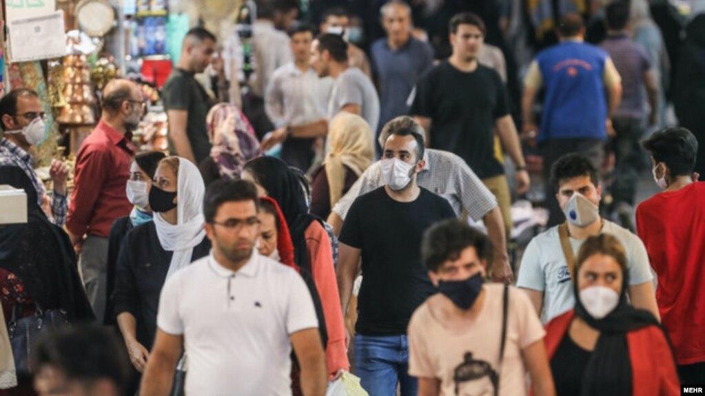 کرونا در ایران؛ آمار مرگومیر بار دیگر سه رقمی شد، ۱۹ استان در وضعیت هشدار