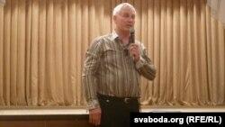 Выступае арандатар Анатоль Заблоцкі