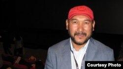 Ерлан Нурмухамбетов, казахстанский режиссер. Пусан, Южная Корея, 4 октября, 2015 года.