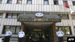 Թուրքիայի Սահմանադրական դատարանի շենքը, արխիվ