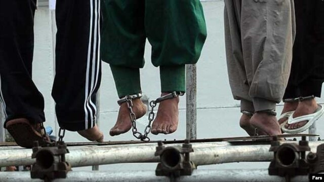 Iran is considered to have the world's highest per capita use of the death penalty.