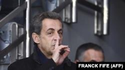Николя Саркози. Архивное фото.