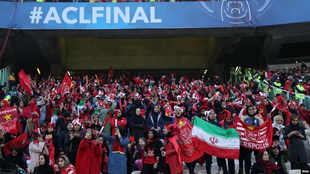 فینال لیگ قهرمانان آسیا: سکوی پر ماجرای زنان تماشاگر و نایب قهرمانی پرسپولیس