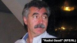 Вадим Абрамов, сармураббии тими миллии Узбакистон