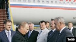Президент Удмуртии Александр Волков пользуется поддержкой Владимира Путина