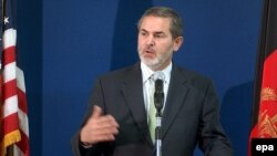 ريچارد باوچر، معاون وزير خارجه آمريکا می گويد که برای اين کشور جلوگيری از گذر شورشيان از مرزهای افغانستان و پاکستان مهم است.