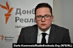 Денис Гурак, екс-заступник глави держпідприємства «Укроборонпром»