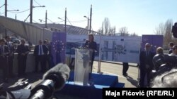 Federica Mogherini u Mitrovici