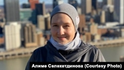 Алимә Сәләхетдинова
