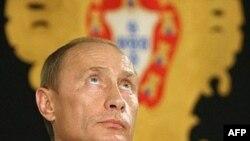 В думах о вечном. Владимир Путин на пресс-конференции с португальским коллегой