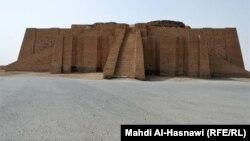 زقورة أور التاريخية قرب الناصرية