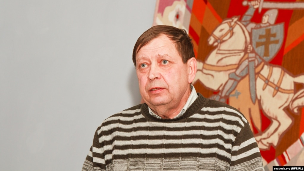 Анатоль Астапенка, архіўнае фота