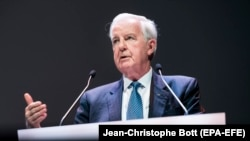 WADA chief Craig Reedie defended his agency's actions to penalize Russia in international sporting events.