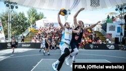 Французька команда не дала пробитися до фіналу, але українці виграла «бронзовий матч»