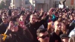 Дубиоза колектив - Протестите немаат националност