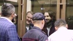 Українські моряки у московському суді