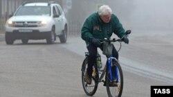Керчь накрыло пеленой тумана: прогулка по древнему городу Крыма (фотогалерея)