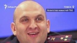 Томские полицейские отказались отвечать на вопросы о задержаниях на митингах