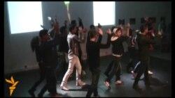 Muzičko - scenski spektakl mladih Roma