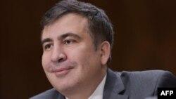 Саакашвили 2013 йилгача Грузия президенти бўлган.