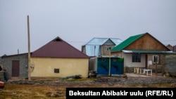 Бишкектин четиндеги жаңы конуш (иллюстрациялык сүрөт).
