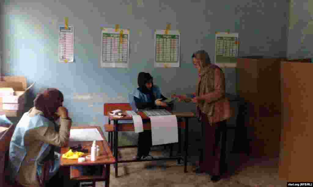 انتخابات ریاست جمهوری در کندوز