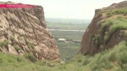 В Таджикистане юноша и девушка спрыгнули со скалы, когда им запретили жениться