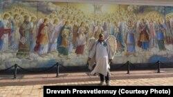 Древарх Просветлённый в Киеве