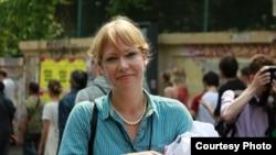 """Координатор движения """"Россия для всех"""" Мария Баронова"""