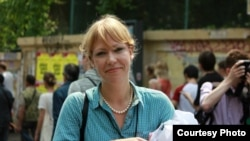 "Russia -- Coordinator of the ""Russia for All"" Mary Baronova, undated"