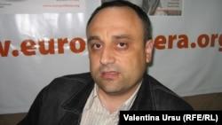 Viorel Furdui, directorul executiv al Congresul Autorităţilor Locale din Moldova.