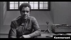 """Həsən Məmmədov """"İstintaq"""" filmində."""