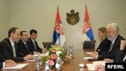 Poslednja poseta Misije MMF Beogradu