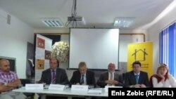 Sa okruglog stola o manjinskim pravima, Zagreb, 1. lipanj 2011