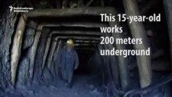 Afghanistan's Coal Mining Kids