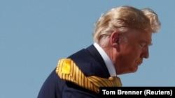 Американският президент Доналд Тръмп