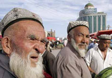 China -- Uyghurs (Uighurs) in Xinjiang