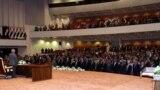 جلسة مجلس النواب لأداء القسم في الاول من تموز 2014
