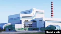 """Проект мусоросжигательного завода """"Энергия из отходов"""""""