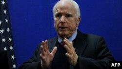 Сенатор-республіканець Джон Маккейн